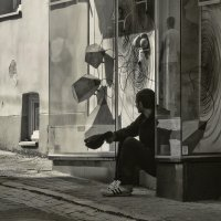 В тени жизни..... :: Kliwo