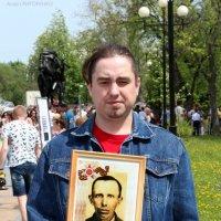Бессмертный полк. Белгород. 9 мая, 2018 (10) :: Алла Григоренко