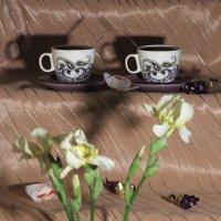Чай с цветами :: Юрий Гайворонский