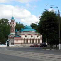 Мечеть в Твери. 1906 год. :: Надежда