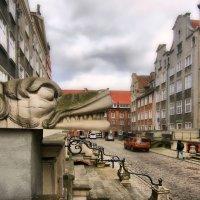 Монстрики Гданьска :: Lusi Almaz