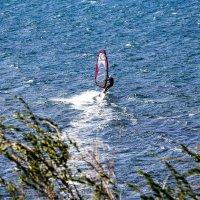 Наедине с морем и ветром ... :: Сергей Козырев