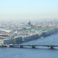 Санкт-Петербург с аэролифта :: Екатерина