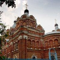 Спасо-Преображенский собор. Ковров. Владимирская область :: MILAV V