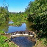 московский весенний пейзаж с окраины) :: megaden774