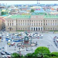 Санкт-Петербург. Исаакиевская площадь :: Михаил
