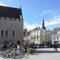 Ратушная площадь, Таллин :: veera (veerra)