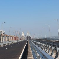 Крымский мост :: Ольга Оригана Ваганова