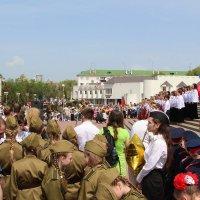 Бессмертный полк. Белгород. 9 мая, 2018 (17) :: Алла Григоренко