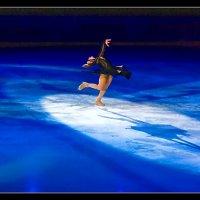 Танцы на льду :: san05 -  Александр Савицкий