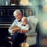 Дедушка :: Оксана Шаталина
