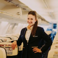 Неизвестная стюардесса :: Александра Макиди