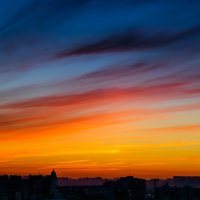 Майский закат :: Михаил Бояркин