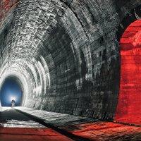 Недостроенный тоннель :: Анна Аринова