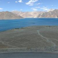 Озеро Пангонг-Цо :: Evgeni Pa