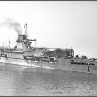 "английский авианосец ""HMS Glorious"" . :: Александр"