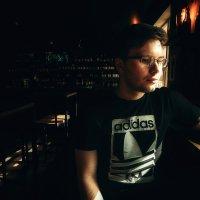 в крафт баре :: Андрей Афонасьев