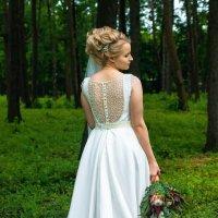 Чувственность невесты :: Михаил Сторожев