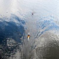 Вниз по Волге-реке... :: Антонина Балабанова