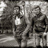 дети-маугли :: Алексей Карташев