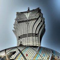 Отель-казино Grand Lisboa в Макао, Китай :: Alm Lana