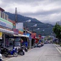 Типичная тайская улочка. Самуи. Ламай. :: Alex