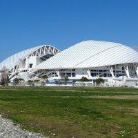 Стадион Олимпийский в Адлере :: Александр Бойченко