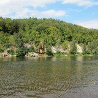 Река Инзер :: Вера Щукина