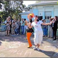 Танцы на остановке :: Маргарита