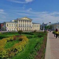 Старый центр Костромы . :: Святец Вячеслав