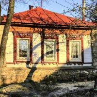 старый добрый уютный дом :: Георгий