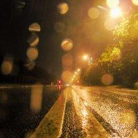 Ночь, Дорога, Дождь :: Валентин Драздов