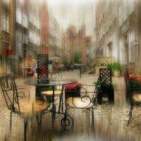 Уличное кафе :: Lusi Almaz