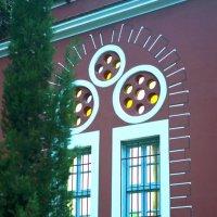 Турецкая мечеть - современный шахматный клуб :: Svetlana Erashchenkova