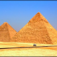 Пирамиды Египта :: Михаил