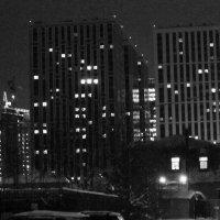 Огни большого города :: Дмитрий Никитин
