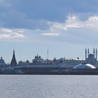 Раннее утро в Казани :: Ирина Козлова
