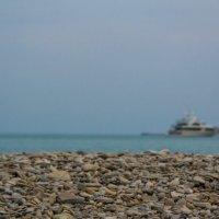 Кораблик в море :: Александра Довгалюк