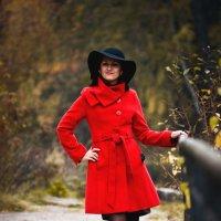 Стильная осень :: Надежда Журавкова