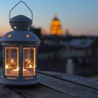 Ночные крыши Питера :: skijumper Иванов