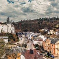 Город и замок Клерво,Люксембург! :: Александр Вивчарик