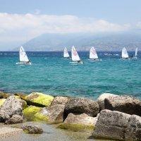 Пляж с видом на Италию :: Константин Самоцветов