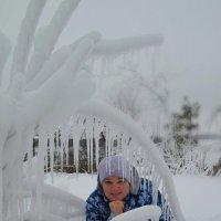 Царство льда. :: Елена Салтыкова(Прохорова)