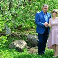 Свадебная прогулка :: Валентина Манюгина