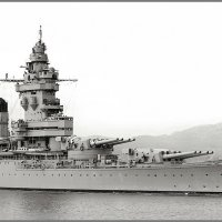 "French battlecruiser-fast battleship ""Strasbourg"". :: Александр"