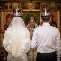 Венчание :: Альбина Хасаншина