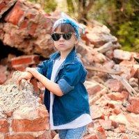 Крутая девченка :: Оксана Романова