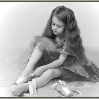 Юная балерина :: Виктор Христинченко