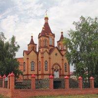 Церковь Татианы Мученицы. Бузулук. Оренбургская область :: MILAV V