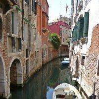 Старые улочки Венеции :: Татьяна Ларионова